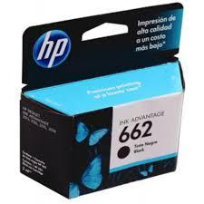 HP 662 NEGRO